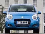 Suzuki Alto UK-spec 2008–14 wallpapers