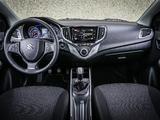 Pictures of Suzuki Baleno S 2016
