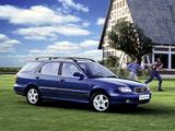 Suzuki Baleno Wagon 1999–2002 images
