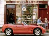 Suzuki Cappuccino UK-spec (EA11R) 1993–95 images