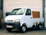 Images of Suzuki Carry Pickup 1999–2002