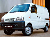 Images of Suzuki Carry Van 1999–2002