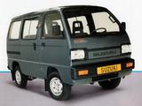 Suzuki Super Carry Van 1985–91 photos