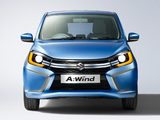Maruti Suzuki A:Wind Concept 2013 wallpapers