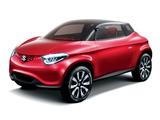 Images of Suzuki Crosshiker Concept 2013