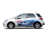 Suzuki SX4 FCV Concept 2008 wallpapers