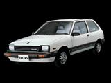 Suzuki Cultus 3-door (AA41S) 1983–88 pictures