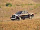 Suzuki Equator Crew Cab 2008–12 pictures
