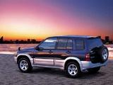 Images of Suzuki Escudo (TA02W) 2000–05