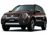 Images of Suzuki Escudo Salomon X-Adventure (TDA4W) 2012