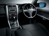 Photos of Suzuki Escudo (TD54W) 2005–12