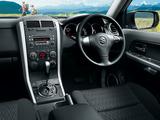Photos of Suzuki Escudo XG (TDA4W) 2012