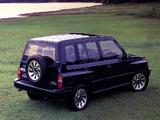 Pictures of Suzuki Escudo Nomade 1.6 1990–96