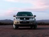 Pictures of Suzuki Escudo (TD54W) 2005–12