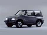 Suzuki Escudo 1.6 (AT01W) 1988–97 images