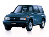 Suzuki Escudo 1.6 (AT01W) 1988–97 pictures