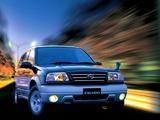 Suzuki Escudo (TA02W) 2000–05 photos