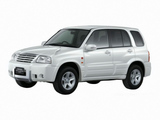 Suzuki Escudo Helly Hansen Limited Edition (LA-TL52W) 2000–05 wallpapers