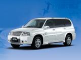 Suzuki Grand Escudo FIS World Cup Limited (LA-TL52W) 2002–03 wallpapers