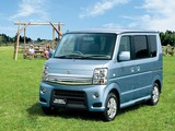 Suzuki Every Wagon PZ Turbo (DA64W) 2010 wallpapers