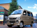 Suzuki Every Wagon 1999–2002 wallpapers