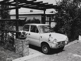 Suzuki Fronte 500 (LC10) 1969–70 pictures