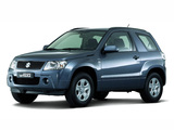 Images of Suzuki Grand Vitara 3-door 2005–08
