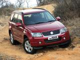 Images of Suzuki Grand Vitara 5-door ZA-spec 2008–12