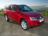 Images of Suzuki Grand Vitara 5-door UK-spec 2008–12