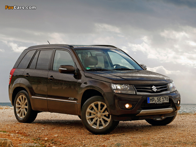 Images of Suzuki Grand Vitara 5-door 2012 (640 x 480)
