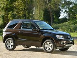 Images of Suzuki Grand Vitara 3-door 2012