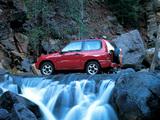 Photos of Suzuki Grand Vitara 3-door 1998–2005