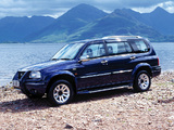 Photos of Suzuki Grand Vitara XL7 UK-spec 2001–03