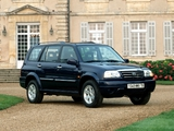 Photos of Suzuki Grand Vitara XL7 2001–03