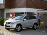 Photos of Suzuki Grand Vitara 5-door 2005–08