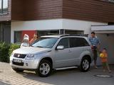 Photos of Suzuki Grand Vitara 5-door 2005–08