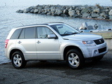 Photos of Suzuki Grand Vitara 5-door US-spec 2005–08