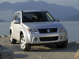 Photos of Suzuki Grand Vitara 5-door US-spec 2005–08