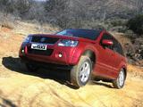 Photos of Suzuki Grand Vitara 5-door ZA-spec 2008–12