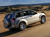 Photos of Suzuki Grand Vitara 5-door ZA-spec 2008–12