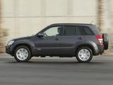 Photos of Suzuki Grand Vitara 5-door 2008–12
