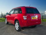 Photos of Suzuki Grand Vitara 5-door UK-spec 2008–12