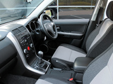 Photos of Suzuki Grand Vitara 5-door SZ-T Special Edition 2012