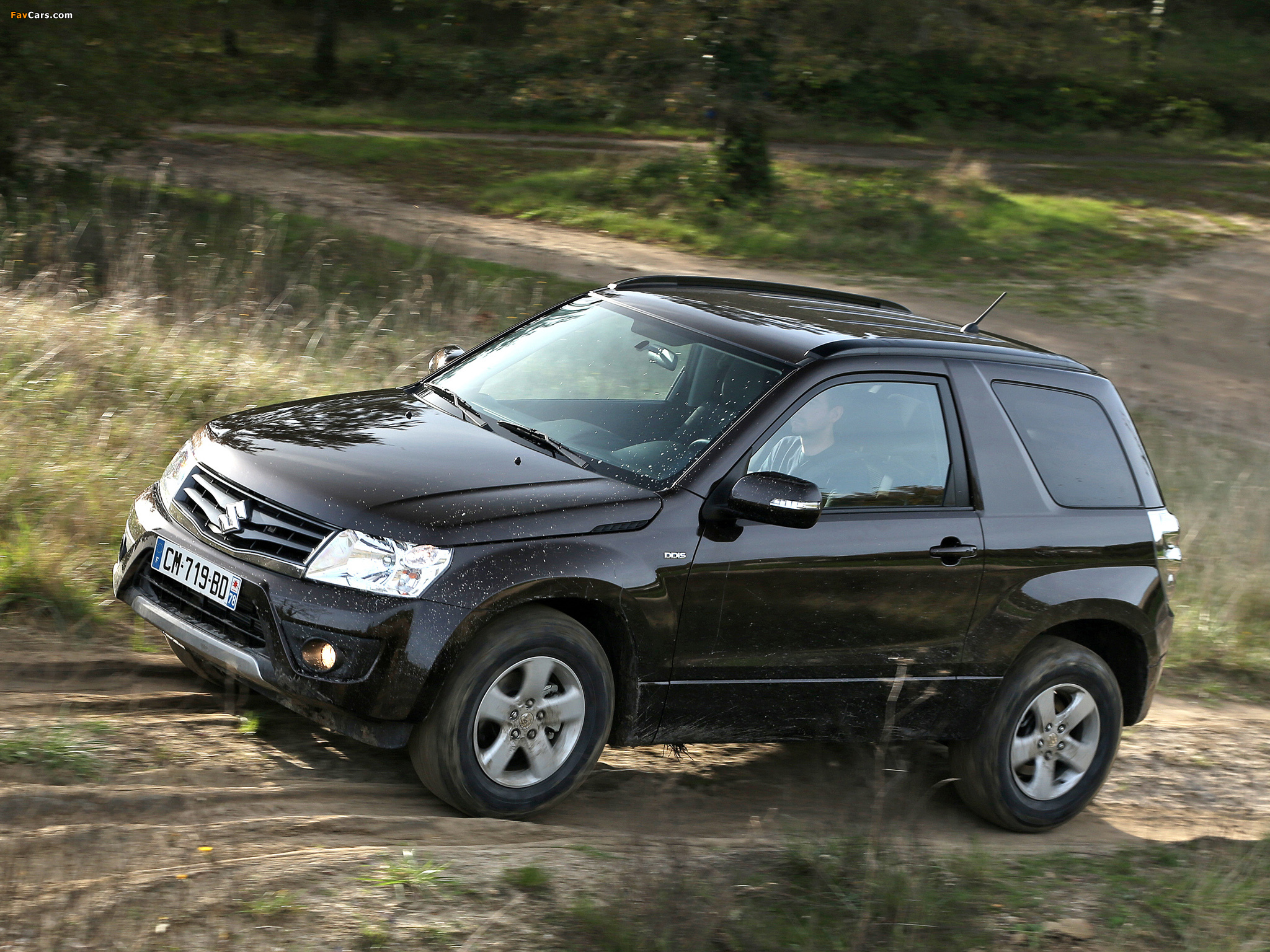 Photos Of Suzuki Grand Vitara 3 Door 2012 2048 X 1536