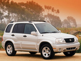 Pictures of Suzuki Grand Vitara 5-door US-spec 1998–2005