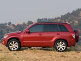 Pictures of Suzuki Grand Vitara 5-door US-spec 2005–08