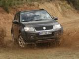 Pictures of Suzuki Grand Vitara 5-door 2008–12