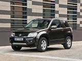 Pictures of Suzuki Grand Vitara 3-door 2012