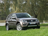 Pictures of Suzuki Grand Vitara 5-door 2012