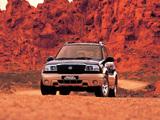 Suzuki Grand Vitara 3-door 1998–2005 images